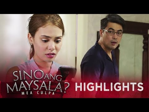 Lucio catches Lolita meddling with his phone | Sino Ang Maysala