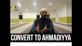 Scholarly Muslim Accepts Islam Ahmadiyya - غیر احمدی  احمدی مسلمان کیسے بنے؟