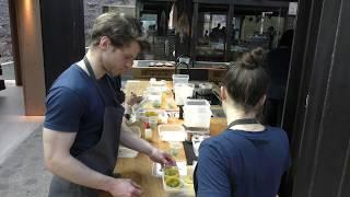 Noma 2.0, Kitchen Service, Copenhagen, Denmark