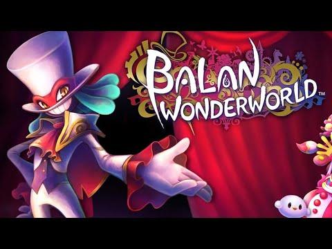 Balan Wonderworld - videogamedunkey