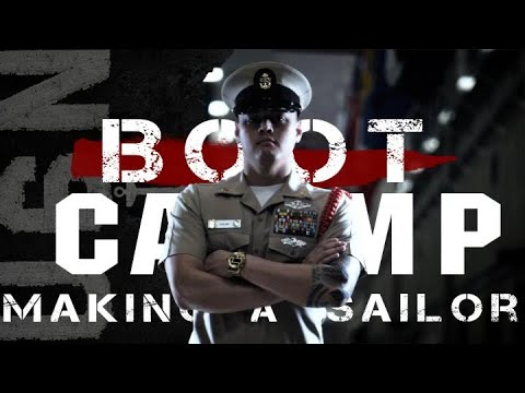 Making a Sailor: Episode 1  Get on the Bus