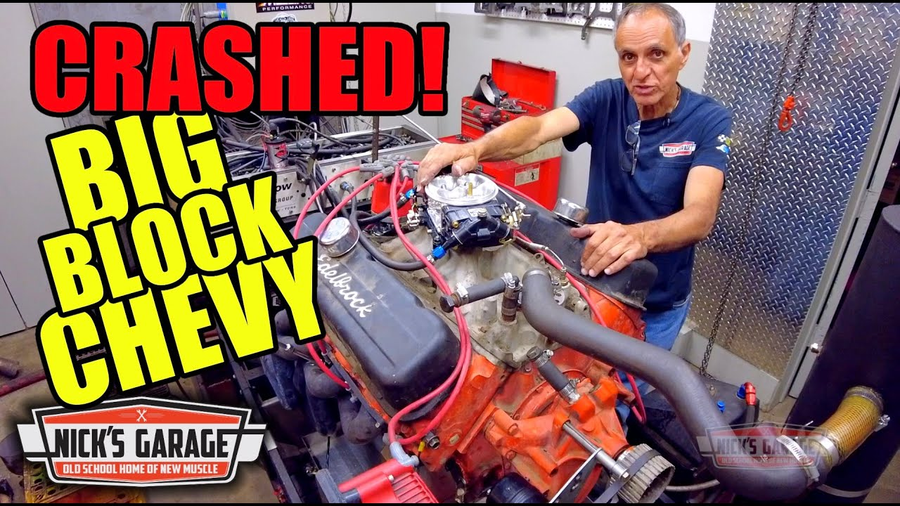 How To Dyno Test a Big Block Chevy - Return of the Tall Block 427