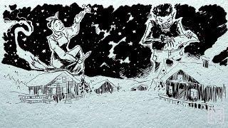 Краткое содержание - Ночь перед Рождеством