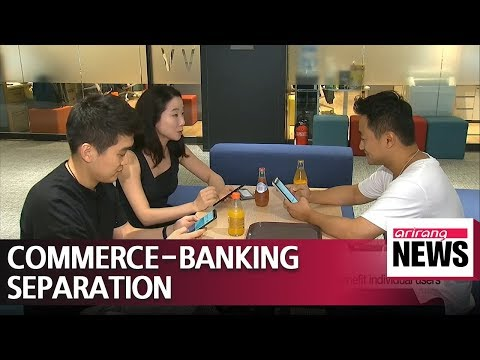 Main issues surrounding separation of banking and commerce for Internet-only banks 1