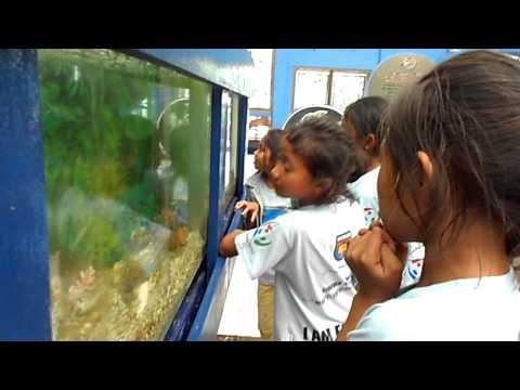Lakbay Aral 2014 : La Union Elementary School - SEAFDEC 2