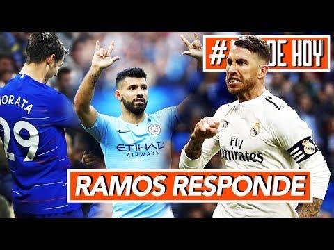 Ramos responde a la pitada del Bernabeu I ClTY GOLEA y es LIDER I #goldehoy