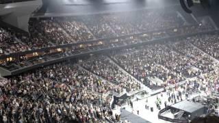 T-Mobile Arena Las Vegas 4/6/2016 The Killers Opening Mr. Brightside