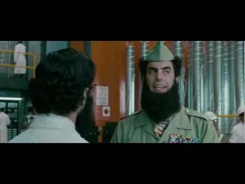 The Dictator Movie - Official Restricted Clip, 'Research Films'