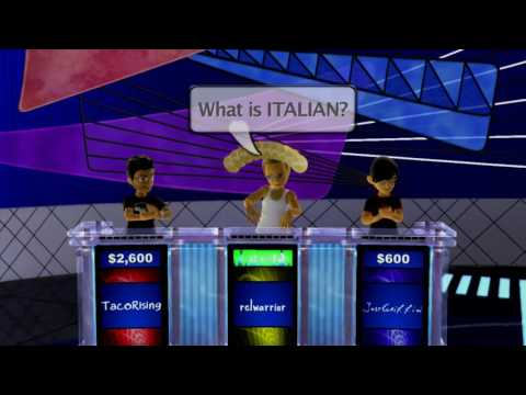 Idiots Play Jeopardy! Part 3 - ROCK AND ROLL