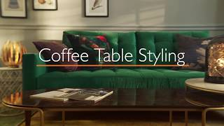 How to Style a Coffee Table | John Lewis