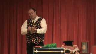 Anthony White Magician Utah - Magical Flowers