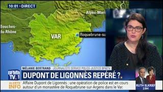 Affaire Dupont de Ligonnès: une opération en cours dans un monastère dans le Var