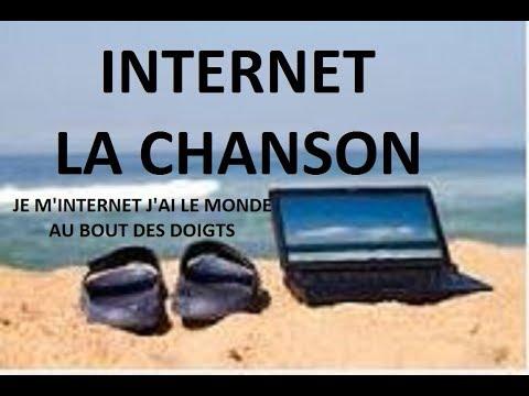 JE M'INTERNET- LA CHANSON DU WEB en KARAOKE - DUO REGARDS