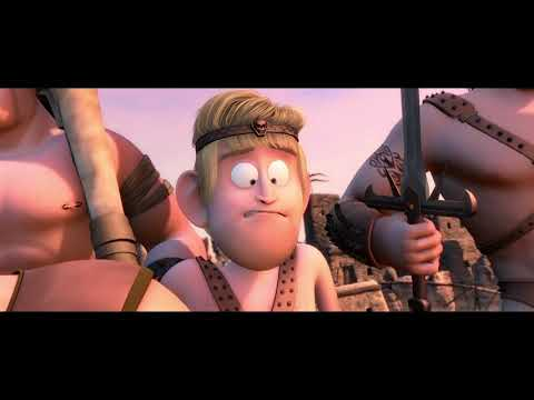 Ronal The Barbarian  Full movie