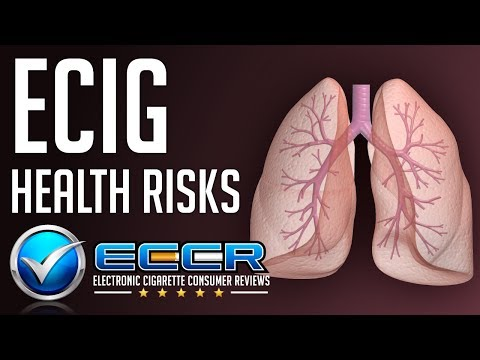 Electronic Cigarette Health Risks [ECCR Blog]