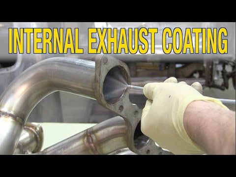 exhaust paint ceramic coating exhaust