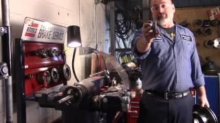 How to Turn a Brake Rotor