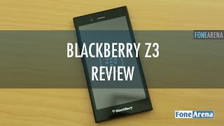 BlackBerry Z3 Review