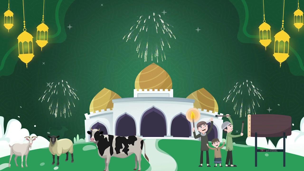 video background islami music 60 idul adha gema takbir 2020 youtube video background islami music 60 idul adha gema takbir 2020