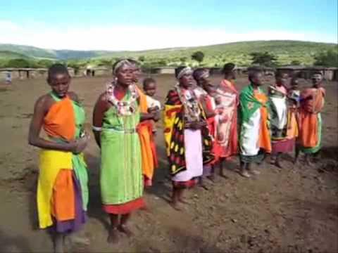 Le tour du monde en musique: Kenya - Femmes masai
