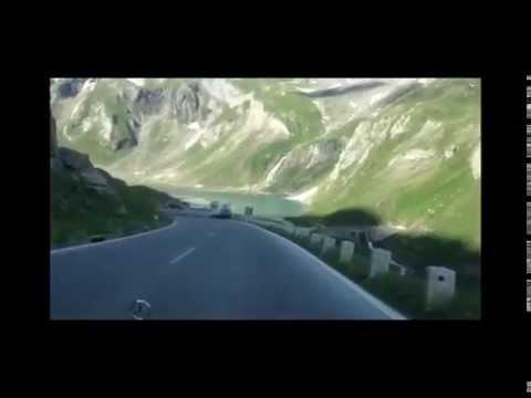 Driving thru Austria. Grossglockner - Heiligenblut