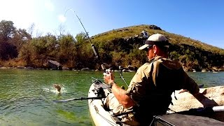 Kayak Fishing: Surviving the Devil's River(Come along for the journey as Robert Field and three companions embark on a five day kayak fishing and camping trip down the legendary Devil's River., 2014-05-08T00:06:54.000Z)