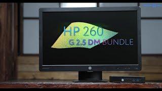 Обзор HP 260 G2.5 DM Bundle в 4K