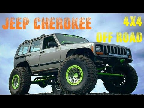 ᴴᴰ Jeep Cherokee xj 4×4 Off Road Modifiye Tuning – Modified Cars