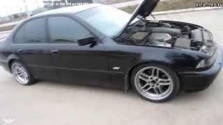 BMW E39 540i Тест Драйв Anton Avtoman БМВ Тест - test drive - БМВ Тест Драйв - Тест Драйв