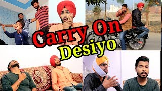 Carry On Jatta 3 Full Movie HD | New Punjabi Movie 2018 | Comedy Full Movie