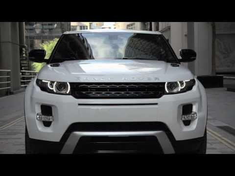 Range Rover Evoque Dynamic Youtube