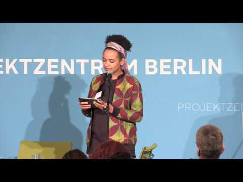 Poetry Slammerin Fatima Moumouni über Europa