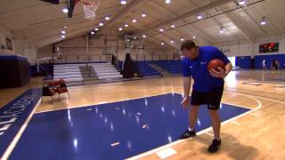 Rebounding superman drill - big man physical skills series img academy basketball (5 of 5)