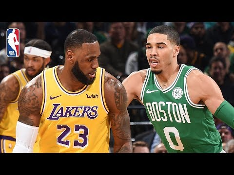 Full Game Recap: Lakers vs Celtics | Rondo Wins It At The Buzzer