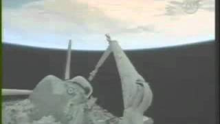 NASA Mission STS-123 UFO Encounters