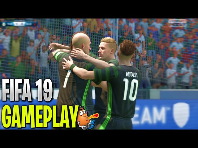 We are almost there! | FIFA 19| Xbox One X 4K Gameplay