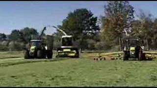 CLAAS TRACTORS ORIGINAL VIDEO SUPER...!!!