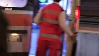 Roma, incidente nel metrò: feriti tifosi Cska Mosca thumbnail