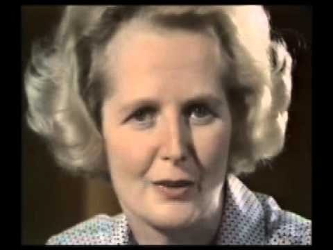 Thatcher Party Political Broadcast 1974 (Film)
