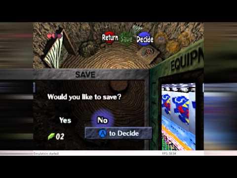 Zelda Ocarina Of Time Chaos Edition ROM Hack - Part 3 HELLO ITEMS!