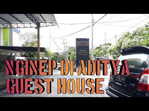 Review Aditya Guest House Lampung Hotel Murah Di Lampung Youtube