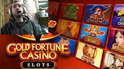 GOLD FORTUNE CASINO Vegas Slots by TRIWIN | Free Mobile Game | Android Gameplay Youtube YT Video LDH