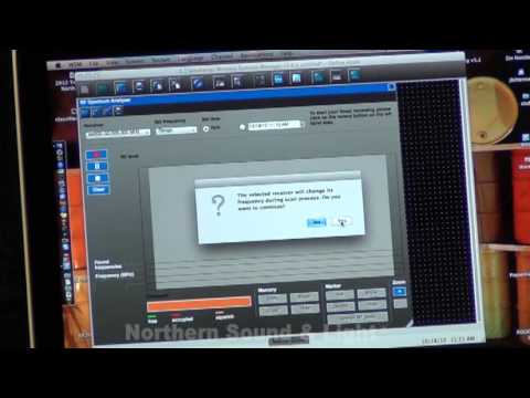 Sennheiser Wireless Systems Manager   Northern Sound & Light
