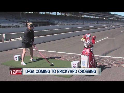 LPGA to make stop in Indianapolis during 2017 season
