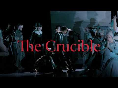 Scottish Ballet: The Crucible trailer