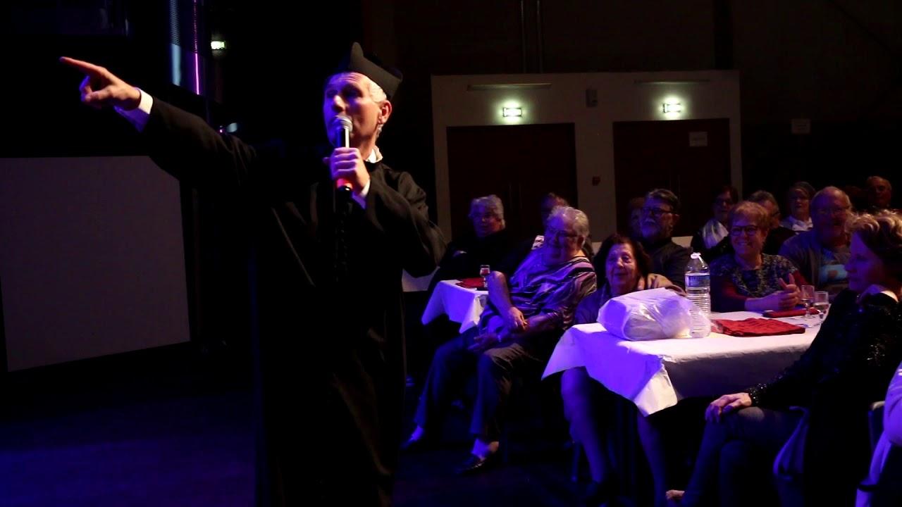 Teaser nouveau spectacle Pascal Fleury comédien humoriste