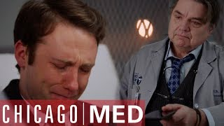 Successful Lawyer Hides his Depression | Chicago Med