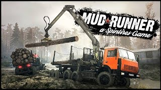 THE BEST & MOST INSANE OFF ROAD VEHICLE SIMULATOR! - NEW Spintires Mudrunner Gameplay