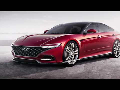2020 Hyundai Sonata looks really good and expensive