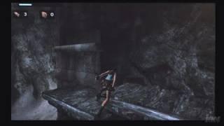 Tomb Raider Anniversary Nintendo Wii Gameplay - Exploring
